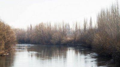 La planta de ARSA sufre por la turbiedad del río