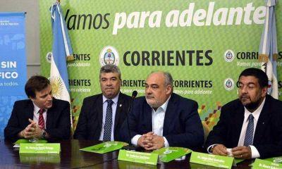 Funcionarios de Seguridad coordinan estrategias para combatir el narcotráfico