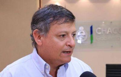 Peppo, a la cumbre de gobernadores de Argentina y Paraguay