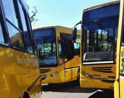 El municipio labró actas de infracción a las empresas de transporte por interrumpir el servicio público