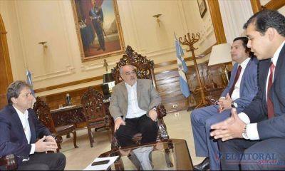 Colombi viajó a Paraguay para participar con Macri del encuentro Frontera Común