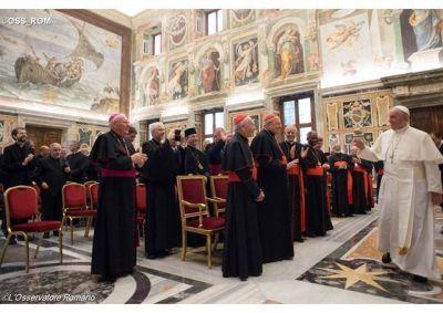 Papa: con la unidad, los cristianos invocamos a Cristo, queremos seguirlo en su caridad y misericordia