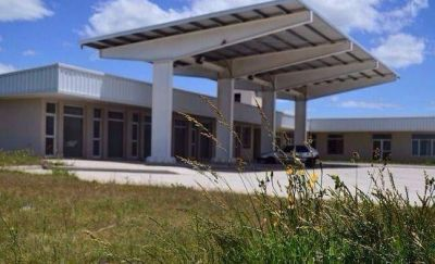 Un paso más para inaugurar la terminal de ómnibus de Santa Clara del Mar
