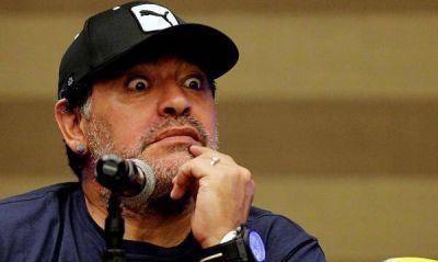 Quieren declarar Ciudadano Ilustre a Maradona