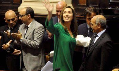 Vidal entretuvo un mes a la Legislatura con un Presupuesto con fallas de origen