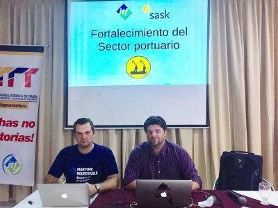 ITF trabaja por el fortalecimiento sindical portuario