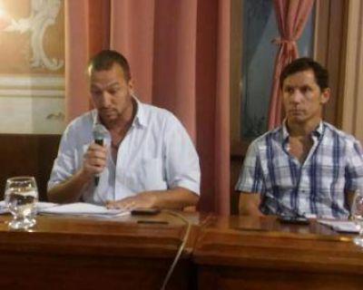 Silencio en el Concejo Deliberante tras la polémica por los dichos de Burgos