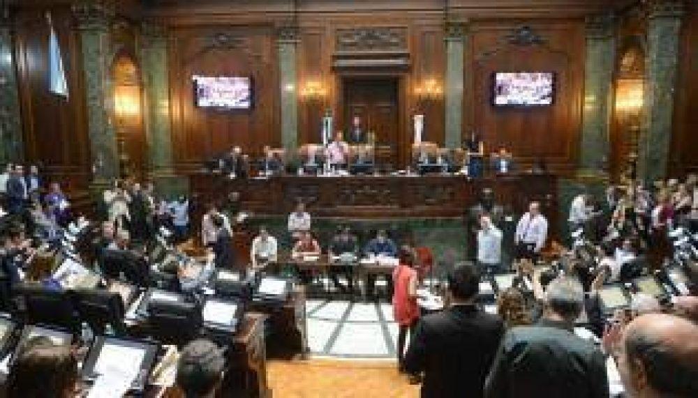 Nuevo repudio legislativo a los femicidios