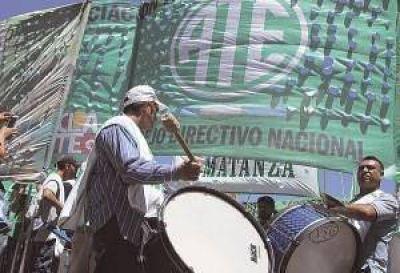 """ATE rechaza el bono y pide """"un sueldo digno"""""""