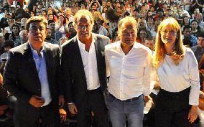Elecciones 2017: Scioli de campaña en Moreno