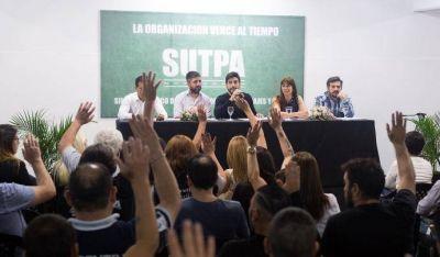 """SUTPA modificó su estatuto para impedir los """"mandatos eternos"""" en el gremio"""