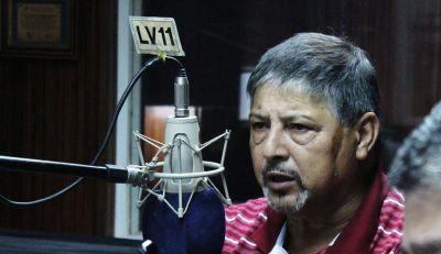 Gómez criticó duramente al presidente de la Nación