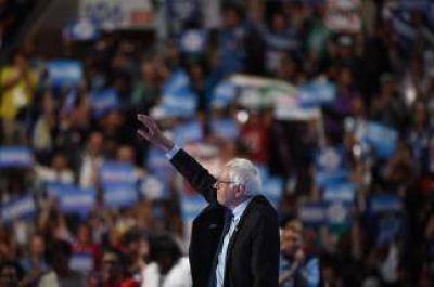 Sanders le advirtió a Trump que no impulse políticas sexistas y racistas