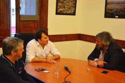El Ente Nacional de Comunicaciones visitó General Rodríguez