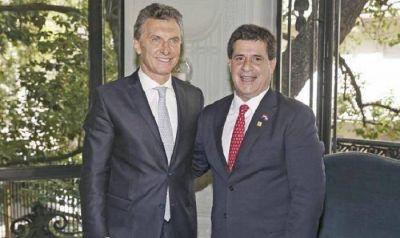 Mauricio Macri no viaja a Paraguay por