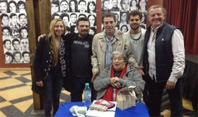 Hebe de Bonafini dará una charla en Mar del Plata por el Día de la Militancia