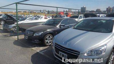 """""""Lavado Total"""": La Corte entregará al Ministerio de Seguridad vehículos secuestrados en Mar del Plata"""