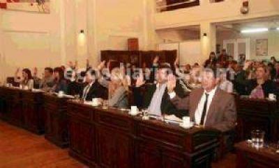 El Concejo Deliberante definiría hoy el aumento de las tasas municipales