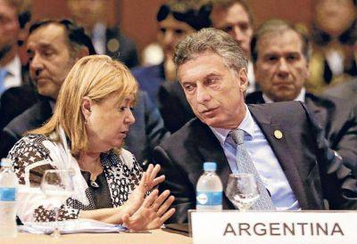 Macri debió respaldar a Malcorra dentro del Gobierno luego del tropezón con Trump