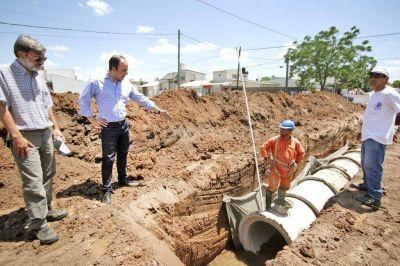 Plan Norte: Avanza a buen ritmo la construcción del desagüe Nueva Santa Fe
