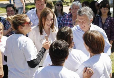 Macri y Vidal protagonizaron el octavo timbreo nacional de Cambiemos