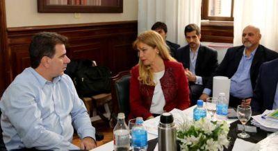 Ritondo, Triaca y Finocchiaro, los peronistas de Macri para pelear La Matanza