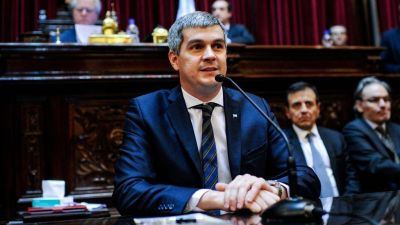 Marcos Peña: