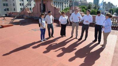 La Casa Rosada no tendrá más helipuerto: pondrán una huerta en el techo
