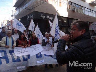 El SEP reclama a la Provincia la reapertura de paritarias