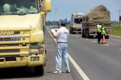 ATER intensifica controles en Rutas de la Provincia