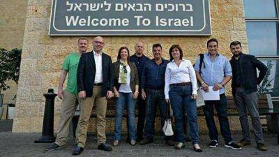 Patricia Bullrich participa en Israel en la 4ta Conferencia Internacional de HLS & CYBER