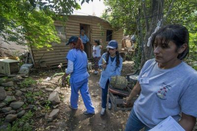 Hace falta el doble del personal para luchar contra el dengue