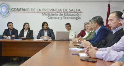 Bono de fin de año: será mañana la reunión de los gremios docentes con el Gobierno