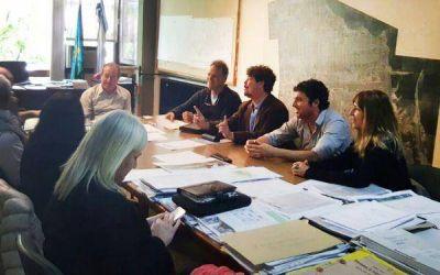 Arquitectos preocupados por su profesión y el futuro de la ciudad
