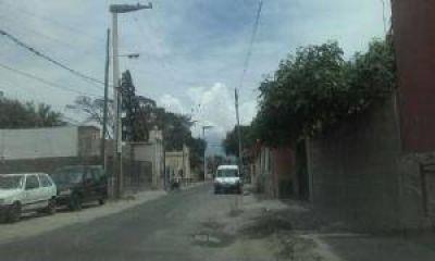 Vecinos chacareros piden urgente repavimentación