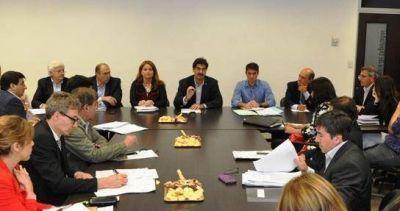 Ley de Agroquímicos: Ingenieros agrónomos del CIPBA participaron de la Comisión de Asuntos Agrarios en Diputados