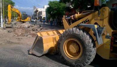 Nuevo pedido de informe a Jalil por los trabajos en la avenida Güemes