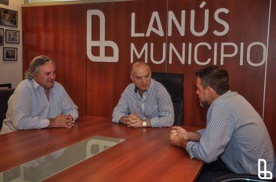 Grindetti lanzó la unidad de gestión para la regularización dominial