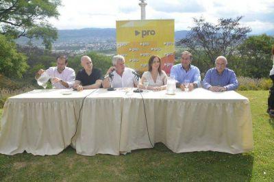 Consejo Nacional del PRO se reunió en Jujuy