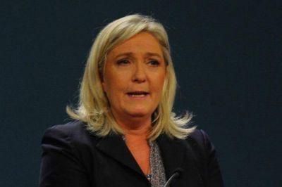 Para Marine Le Pen, la victoria de Trump aumenta sus chances para las elecciones presidenciales