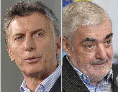 Das Neves: cumbre en Casa Rosada con Macri