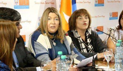"""Bertone: """"Mi gobierno no va a pagar sueldos a ningún violento"""""""