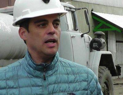 Zeidán desmintió posible cierre de la empresa carbonífera