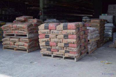 Santa Cruz lidera la caída de consumo de cemento