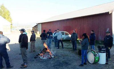 Municipales de Cholila comienzan hoy retención de servicios por falta de pago