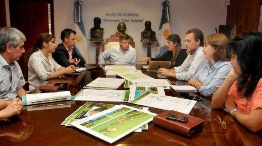 El Chaco presentará los proyectos turísticos al BID en busca de financiamiento