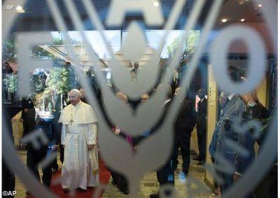 Mensaje de la Santa Sede para el Día Mundial de la Pesca 2016 será presentado oficialmente en la sede de la FAO