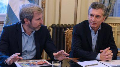 Rogelio Frigerio y Carolina Stanley defenderán hoy el Presupuesto 2017 en el Senado