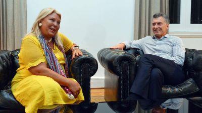 Macri y Carrió se reunieron en Olivos para limar asperezas