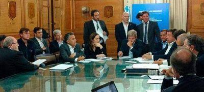 Verna le pidió a Frigerio otra reunión del COIRCO